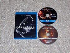 Predators Blu-ray 2010 Canadian