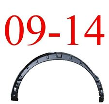 09 14 F150 Left Inner Arch Panel, Ford Truck, Super Crew, Drivers Side 1988-315