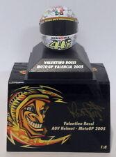 Minichamps 1/8 Scale 397 050086 - AGV Helmet Moto GP 2005 V. Rossi