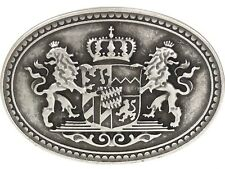 Buckle mit dem Motiv Bayern Gürtelschnalle Gürtelschließe