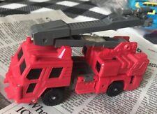 Transformers G1 HEADMASTER HOSEHEAD NO ACCESSORIES {BROKEN LADDER} 1988