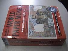 CATALOGO WORLD  PAPER MONEY BANCONOTE MONDIALI dal 1368 al1960 edizione 15 .ma