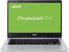 "Acer Chromebook 314 14"" CB314-1H-C2KX Notebook 64GB 4GB flach lange Akkulaufzeit"