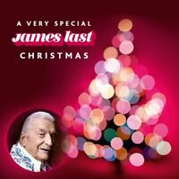 JAMES LAST - A VERY SPECIAL JAMES LAST CHRISTMAS   CD NEW+