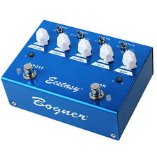 Bogner Ecstasy Blue Channel Electric Guitar OD Effect Pedal
