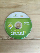 Xbox Live Arcade for Xbox 360 *Disc Only*