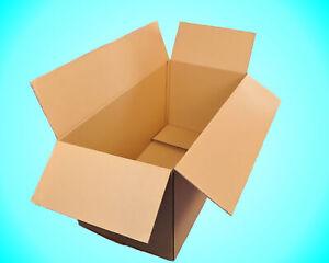 1200x600x300 Karton Faltkartons Versandkarton 120x60x30 2-wellig DHL GLS DPD