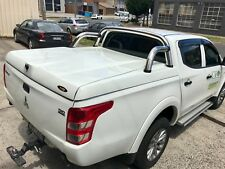 3 PIECE HARD LID FOR MITSUBISHI TRITON MQ #W32 WHITE