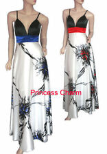 Regular Size Floral Casual Maxi Dresses for Women