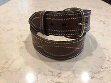 Men's, Women's Genuine Leather Western Work Belt.