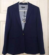 Papaya Ladies Smart Blazer Size 8 Bnwt Work Wear Matalan Formal Suit Jacket Navy