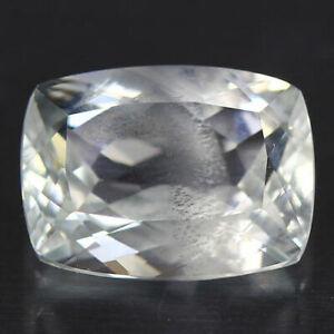 5.01Cts~Unbeatable~Breathtaking~Top Color~100 % Natural White Goshenite Gemstone