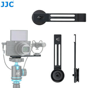 JJC Camera Cold Shoe Extension Bar for Sony A6100 A6600 A6400 A6500 A6300 A6000