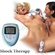 New Multi-Mode Vibrating Nipple Breasts Toy Vibrator Massager