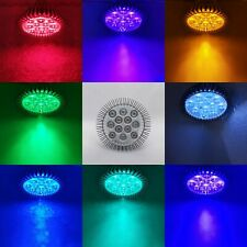 36W PAR38 Red Cyan Blue UV Purple IR White LED Lamp Light Bulb Plant Aquarium