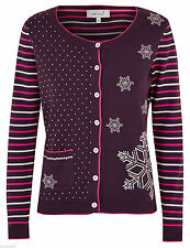 Per Una Button Medium Knit Women's Jumpers & Cardigans