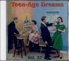 V.A. - TEEN-AGE DREAMS Vol.37 Popcorn & Teenage CD