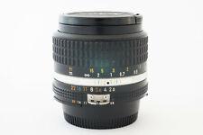 Objectif Nikon Nikkor 35mm 2,8 Ais - TRES BON ETAT 9,5/10