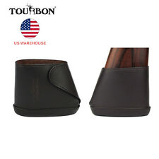 Tourbon Slip-on Buttstock Recoil Pad Small Size Leather Fast Delivery in USA