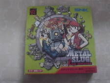 Metal Slug 2nd Mission NeoGeo Pocket NPC SNK Used Japan 2000 Boxed Manual F/S