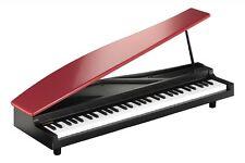 KORG Micropiano red MICROPIANORD mini keyboard digital grand piano 61-key tiny
