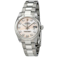 Rolex Datejust Lady 31 Mother of Pearl Dial Stainless Steel Rolex Oyster