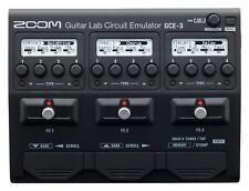Zoom GCE-3 USB Gitarre Audio Interface Effekt Pedal Emulator Software Cubase