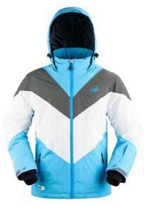 Urban Beach Women's Arrow Ski Jacket - Blue, Medium