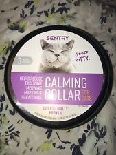 New listing Sentry Calming Collar For Cats 3 Pack