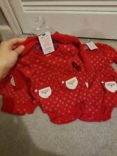 e27107229da1 Carter s 3 Months Red One-Pieces (Newborn - 5T) for Girls