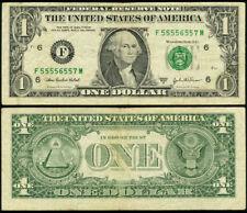 FR# 1930-A CH CU A-B Block A Nice 2003-A $1.00 Federal Reserve Note