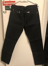 Givenchy Stars Black Slim Fit Jeans Size 32 100% Authentic