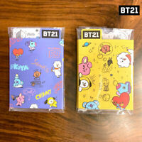 BTS BT21 Official Authentic Goods Sticky Memo Ver3 2SET By Kumhong + Tracking#