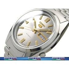 SEIKO 5 OROLOGIO AUTOMATICO 21 JEWELS DAY DATE SNXS75K1 SNXS75K AUTOMATIC WATCH