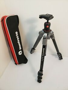 Manfrotto MKBFRA4D-BH BeFree Compact Travel Aluminum Alloy Tripod
