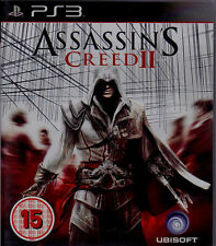 Assassins Creed Ii. en vivo por el credo. PS3 Juego