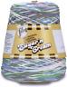 Lily Sugar'n Cream Cotton Cone Yarn, 14 oz, Freshly Pressed Ombre, 1