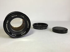 Yashica Auto Yashinon-DS 50mm f/1.4 Lens M42 Thread/Mount - Great Condition