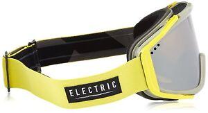 Electric Rig Ski Snowboard Goggles Dub Free Bonus Lens EG1414402 BSRC