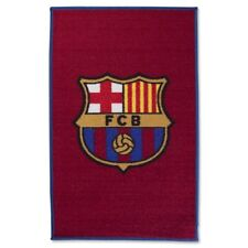 Official Football Team Gift F.C. Barcelona Rug