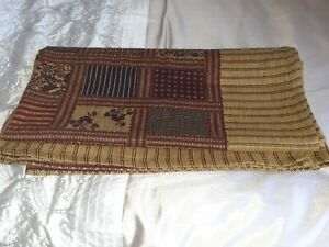 MULBERRY EXTRA LARGE THROW/BEDSPREAD