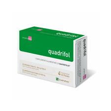 Quadrifol Complément Alimentaire avec Acide Folique pour Croissance Tissu Faveur