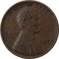 1922 D 1c Lincoln Wheat Cent Penny US Coin XF EF Extremely Fine