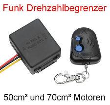 Drosselung FUNK Drehzahlbegrenzer DZB G2 Fernbedienung TUNING Drossel RPM-KILLER