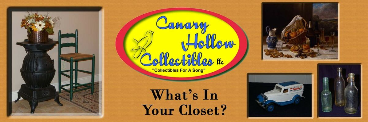 ~ Canary Hollow Collectibles ~