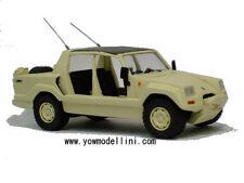 Lamborghini LM001 1st proto 1:43 YOW MODELLINI scale model kit