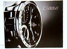 Tag Heuer Watches 2007 Catalog Design Book