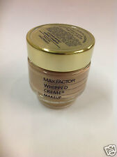 Max Factor Whipped Creme Cream Makeup SHIMMERING NATURAL Cream New.