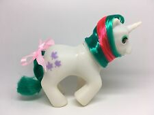 Vintage MLP G-1 Hasbro My Little Pony ~ BABY GUSTY ~ Beddy Bye Eye ~ BBE