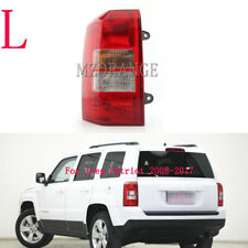 For Jeep Patriot 2008 09 10 11 12 13 14-2016 2017 Tail Light Left Lamp Rear Side